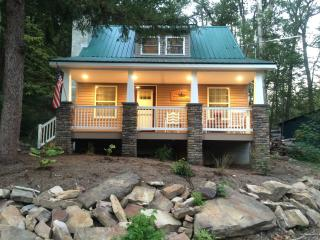 Bear Den Cottage along Penns Creek, water views, WiFi, Apple TV