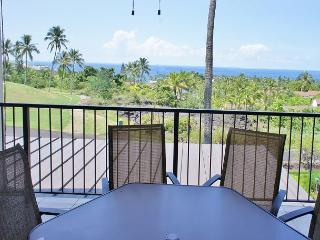 Country Club Villas #241 - Great Ocean and Golf Course Views!, Kailua-Kona