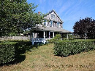 Five Bedroom In-town Edgartown Home