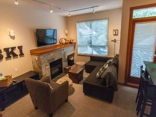 Symphony 46 - 2 bedroom, 3 bath, free wi-fi and parking. Hot Tub Access, Whistler