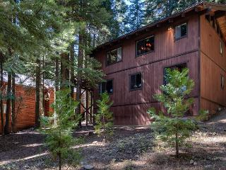 3BR Rustic-Modern Cabin in the Pines, Deck, Beach and Pier