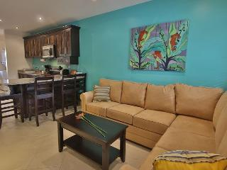 Come and enjoy a brand new condo, just minutes from best beaches in the area!
