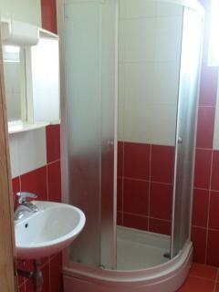 SA1(2+1): bathroom with toilet