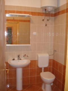 A2(3+2): bathroom with toilet