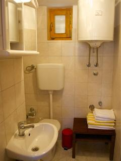 A3(3): bathroom with toilet