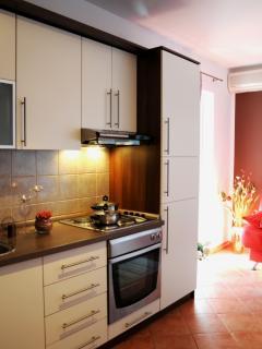 A5(4+2): kitchen