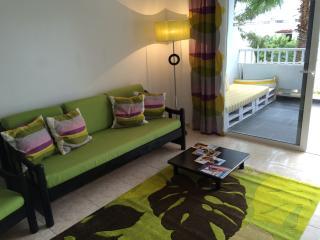 Green apartament, Costa Teguise