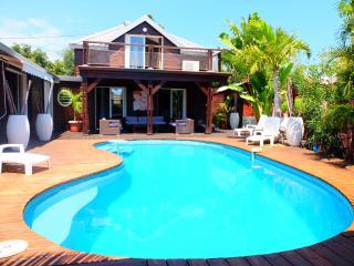 Charme et confort pour notre villa à 150m du lagon, Saint-Gilles-Les-Bains