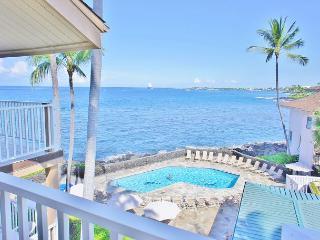 Beautiful 2 bedroom 2 bath with great ocean view!-SV3309, Kailua-Kona