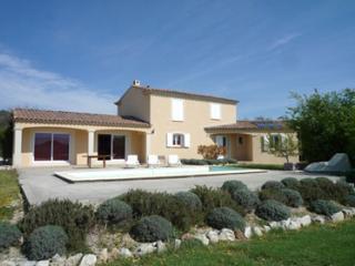 Villa avec piscine à Gargas