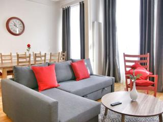 Antoine VII apartment in Brussel centrum with WiFi & lift., Bruselas