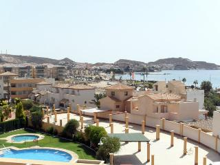 Costa Serena 402A - Large apartment with sea views, 1 minute walk to beach.