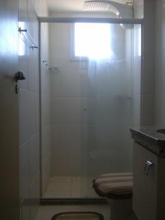 Baneiro com ducha quadra - suite.