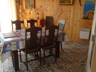 jolie maison de pêcheurs 2/8 personnes, Treffiagat