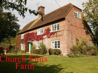 Church Elms Farm.Tennis court,Games room,WiFi,2 acres