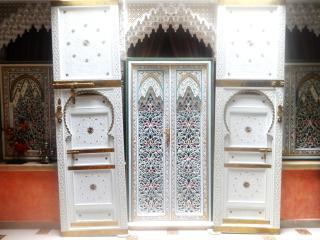 Riad Titrit, Meknes
