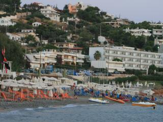 The ideal place for relaxing vacations, Saronida