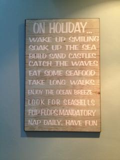 Seaside Motto!