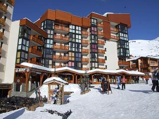 Residence eskival ski aux pieds