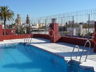 Apartamento céntrico con piscina, Sevilla