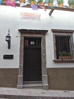 Sollano Steet Entrance