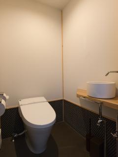1st FLOOR toilet (2 toilet areas on 1st Floor)