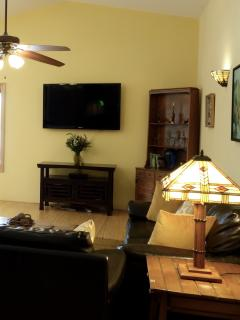 TV with DIRECTV and PlayStation 3
