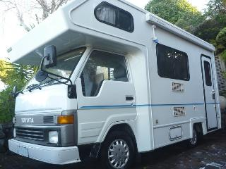 3 Berth motorhome, Auckland Central