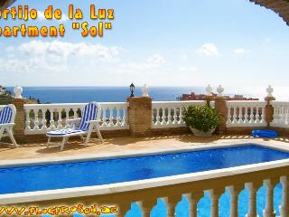 CORTIJO DE LA LUZ ** SOL ** SUPERB SEA VIEW & POOL