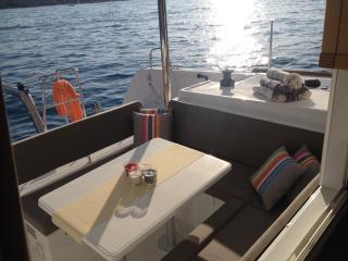 spacieux bateau moteur  Cannes