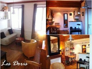 """Studio """"Les Doris"""" à 150m de la Plage, Granville"""