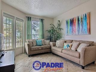 Beachcomber is a cozy 1 bedroom condo just steps off the beach, Corpus Christi