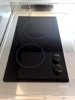 Two plate hob