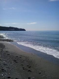 La Herradura beach.