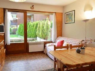 ALPINA A Studio + small bedroom 6 persons 408/186, Le Grand-Bornand