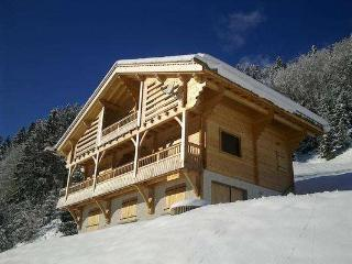 CHALET LES AIRELLES  4 rooms + small bedroom 8 persons 408/534, Le Grand-Bornand