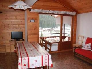 CORNILLON A 4 rooms + small bedroom 7 persons