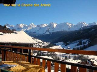 SONNAILLES 2 rooms 5 persons 304/002, Le Grand-Bornand