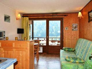 PARASSES Studio + sleeping corner 3 persons, Le Grand-Bornand