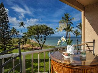 Panoramic Ocean View From Menehune Shores 425 2BD 2BA Great Rates!, Kihei