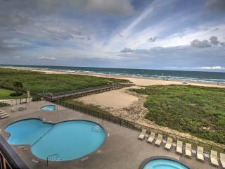 Awesome Oceanfront - Breathtaking Views - Sleeps 6, South Padre Island