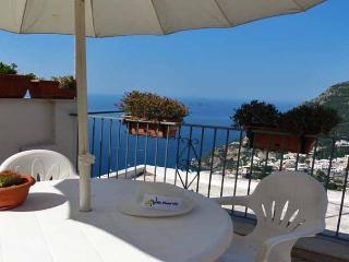 CASA LUNA - Montepertuso - Positano - Amalfi Coast