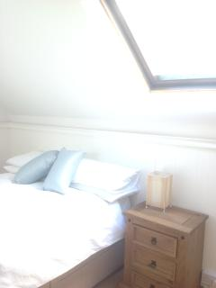 Double bedroom in River Cottage
