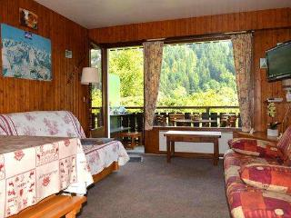 BOURDAINE Studio + sleeping corner 4 persons, Le Grand-Bornand