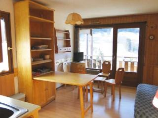 CHAMPEL B Studio + sleeping corner 4 persons, Le Grand-Bornand