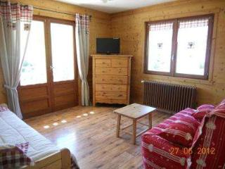 COSSIRES 2 rooms 4 persons, Le Grand-Bornand