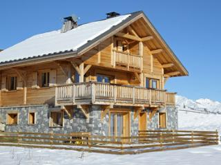 5 bedrooms chalet in Toussuire By Hollystay, Fontcouverte-la-Toussuire
