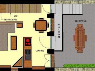 Villa en Duplex entre Plage et centre
