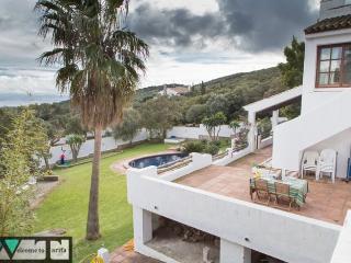 Villa with pool- El Cuartón, Tarifa