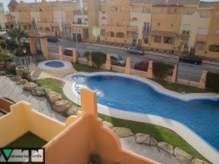 1 bedroom apartment with pool, Tarifa